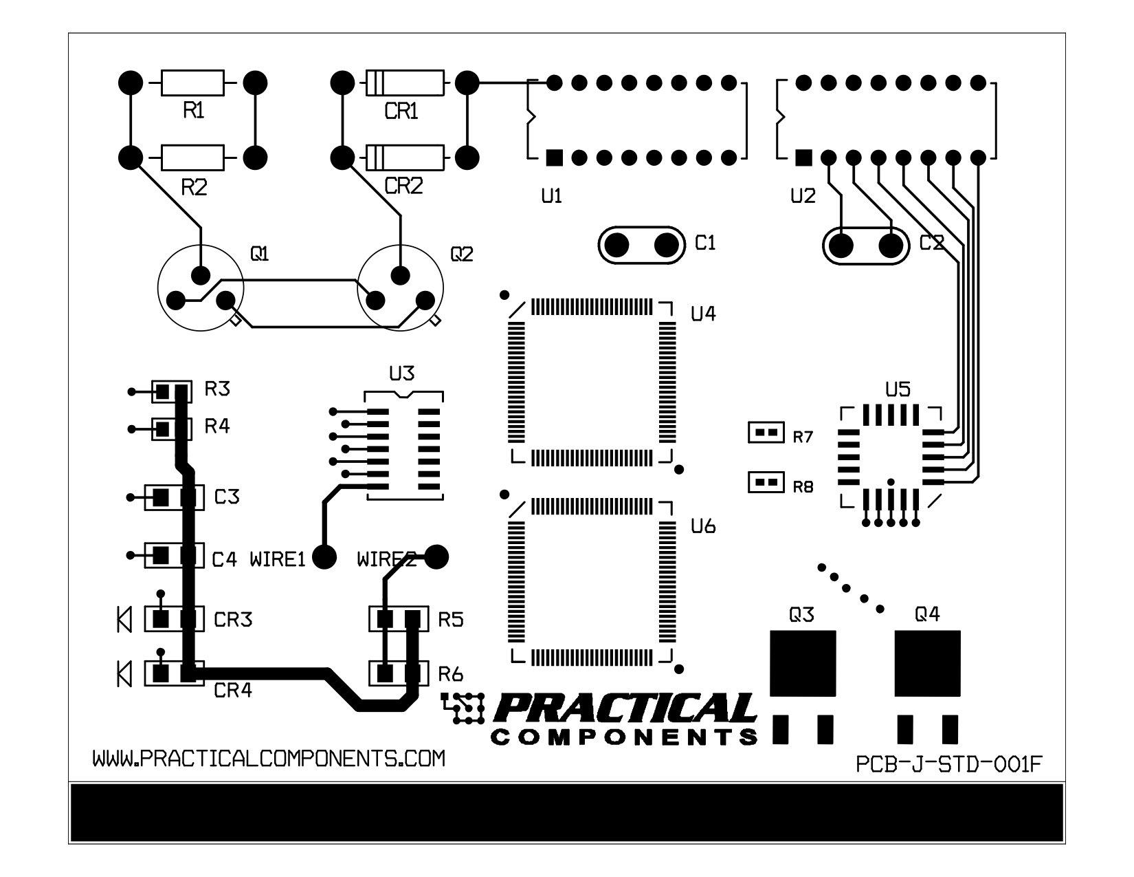 PC016-IPC 001 J-STD-REV F/G Solder Training Kit